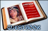 Monkey Guestbook