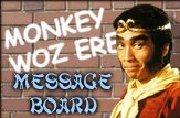 Monkey Message Board